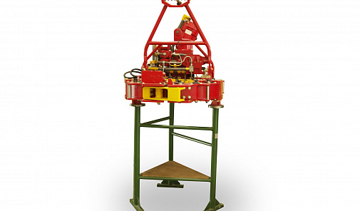 Universal hydraulic suspended tongs
