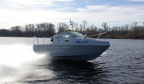Inshore crew boat under 21670 project