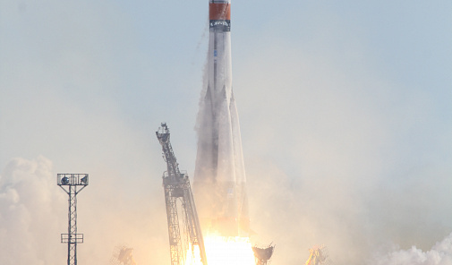 45th Anniversary of the First Soyuz-U Launch