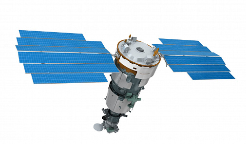 RESURS-P 3 Satellite